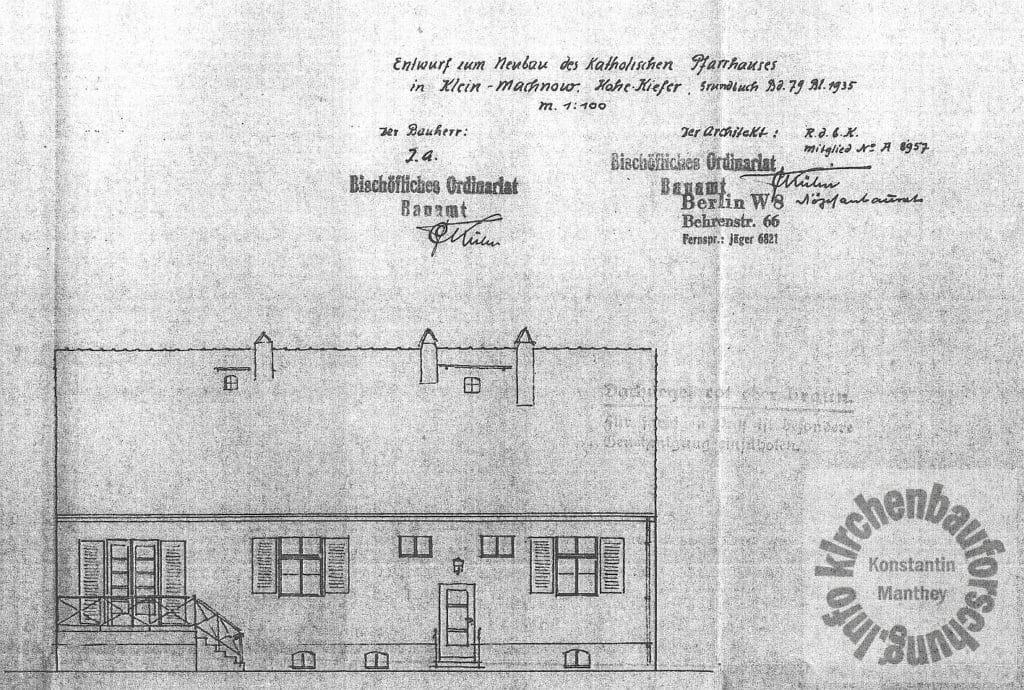 Pfarrhaus Kleinmachnow