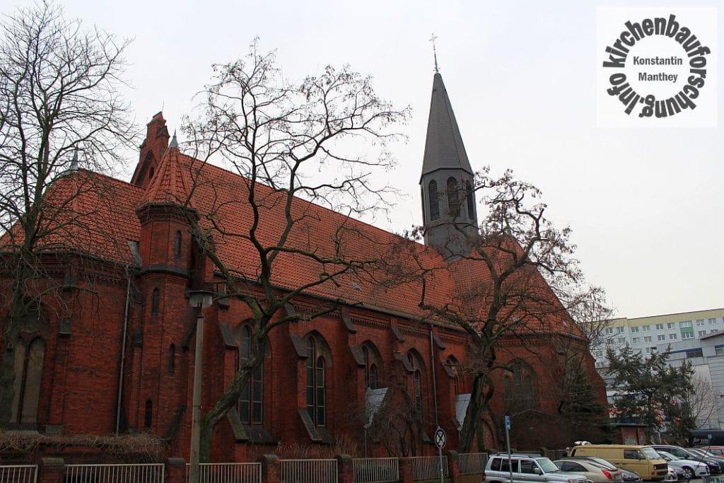 St.-Mauritius-Kirche Berlin-Lichtenberg, 2017