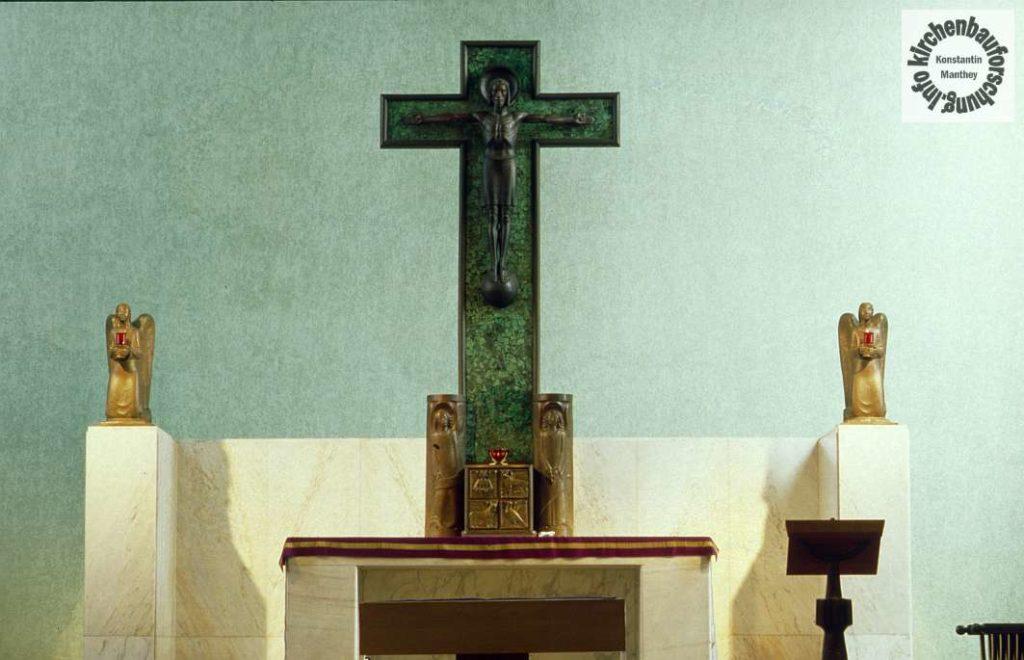 St. Bernhard, Katholische Kirche, Berlin-Dahlem