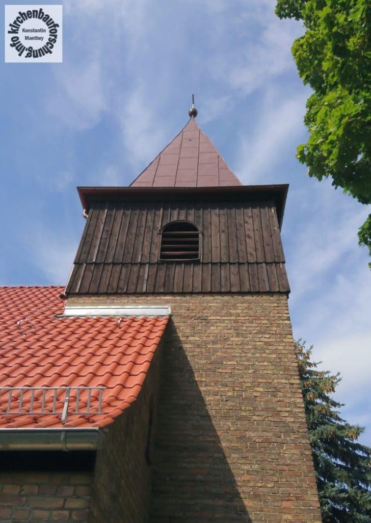 Buchholz, Katholische Kirchen, Berlin, Carl Kühn