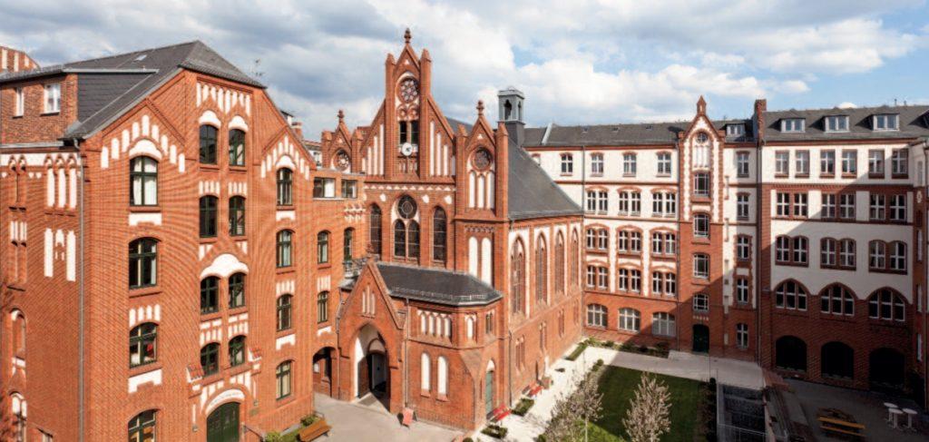 Kirche, Katholisch, Katharinenstift, St. Gertrud, Berlin