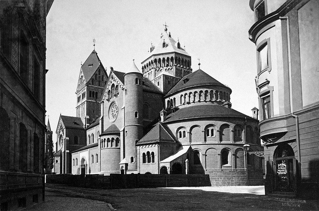 St. Anna, München, Historismus, Sakralbau