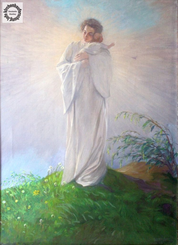 Maria, Jesuskind, Weihnachten