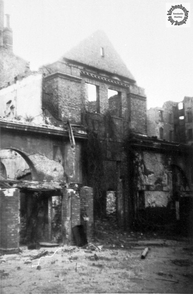 Ruine, Agnes, Kreuzberg