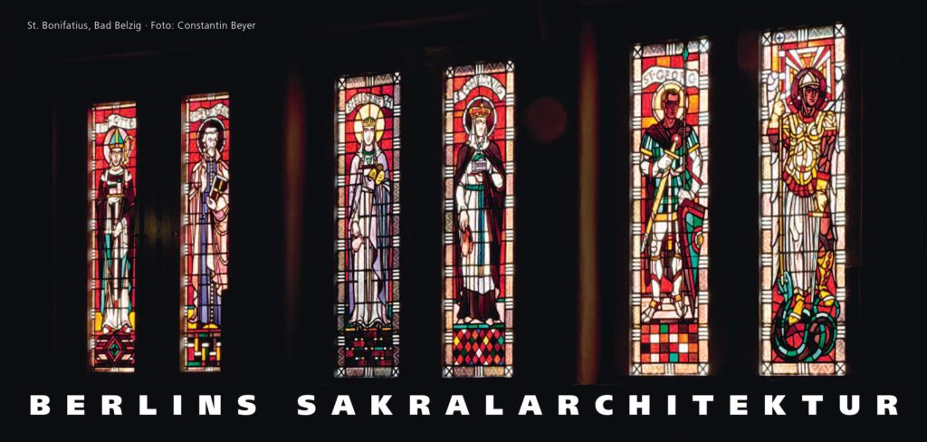 Kirchenführungen, Sakralarchitektur