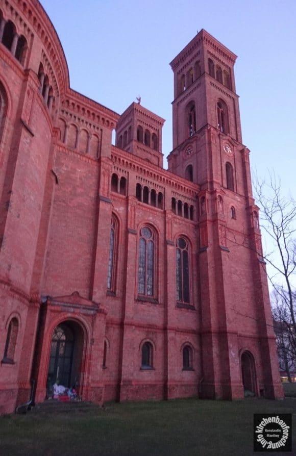 St. Thomas, Kreuzberg