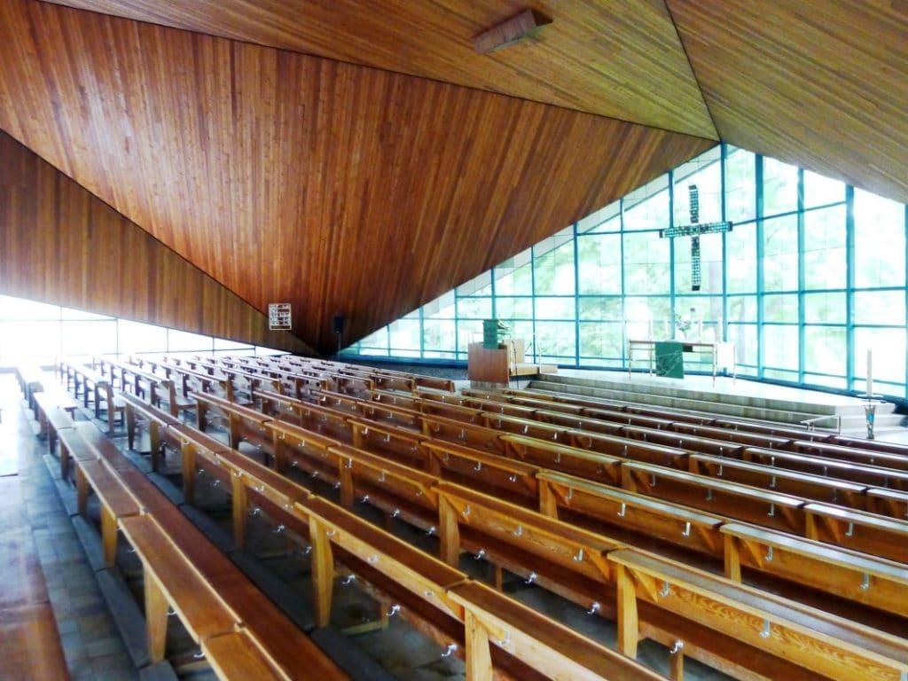 Lietzenseekirche Innenraum