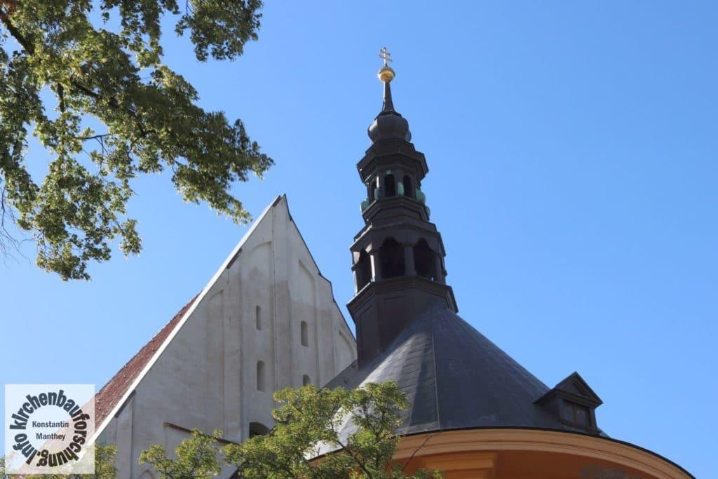 Giebel, Gotik, Kloster, Kirchenbau, Mittelalter