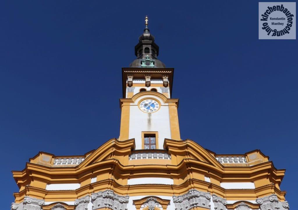 Barock, Turm, Neuzelle, Kirche