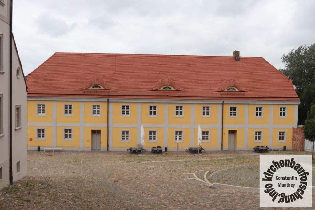 Waisenhaus, Schule, Neuzelle