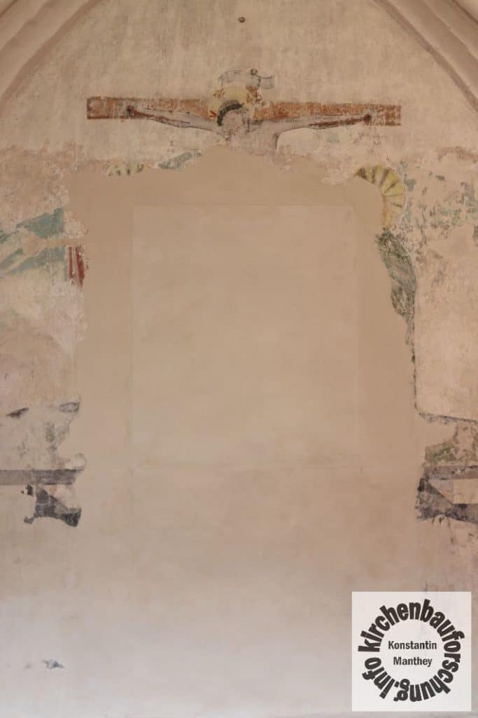 Wandbild, Mittelalter