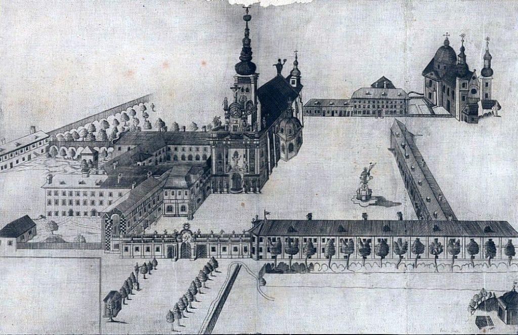 Kloster Neuzelle, Stift Neuzelle, Barock, Niederlausitz, 1700