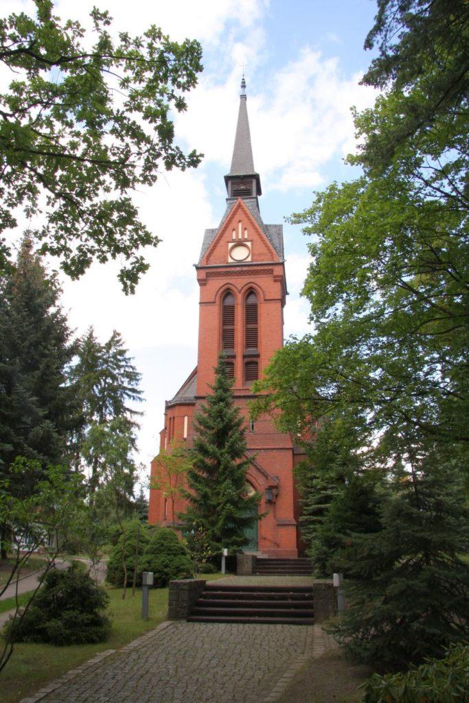 Kirche, Historismus, Fürstenwalde