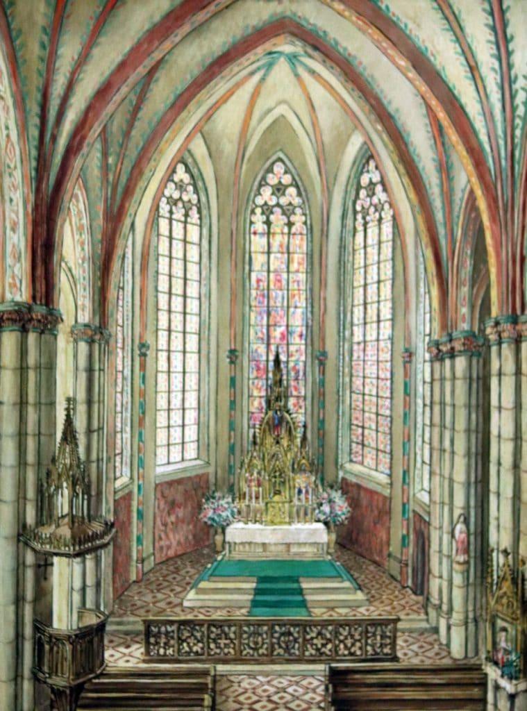 Gemälde_Historische_Innenansicht_StJosef
