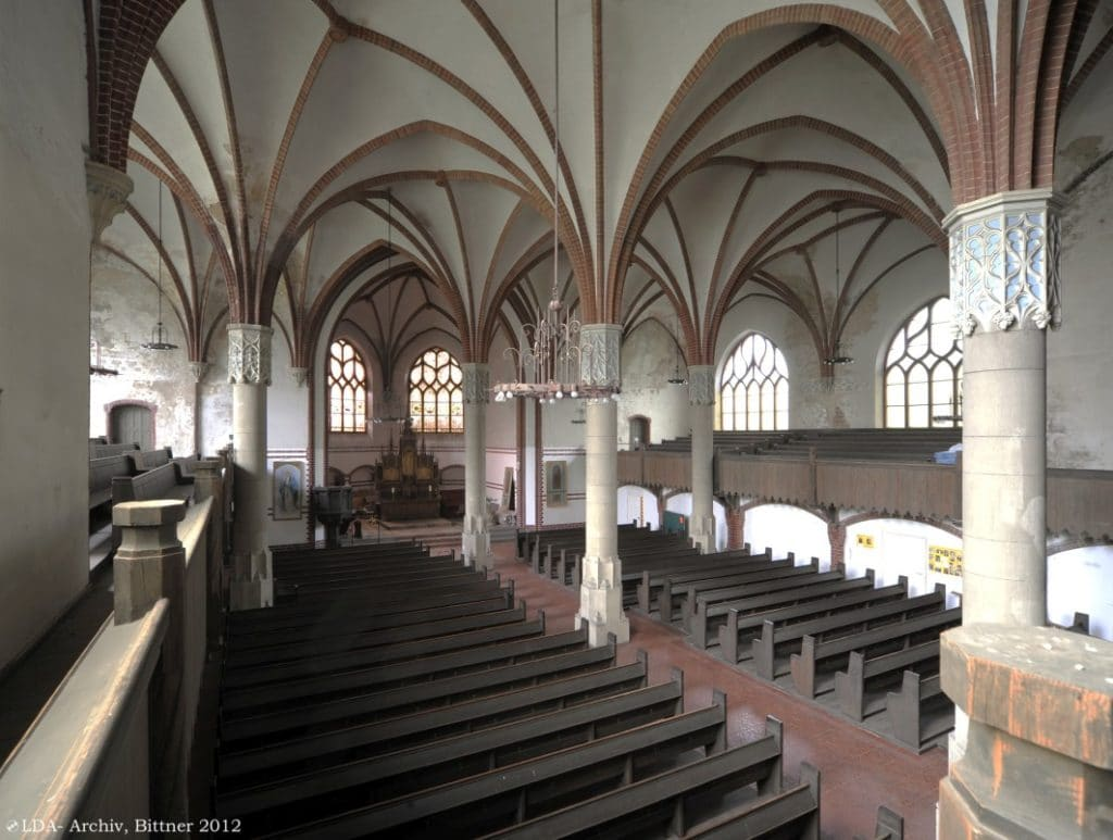 Glaubenskirche, LDA Berlin, Bittner