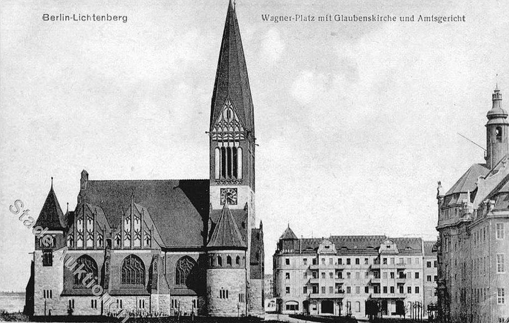 Glaubenskirche Berlin-Lichtenberg