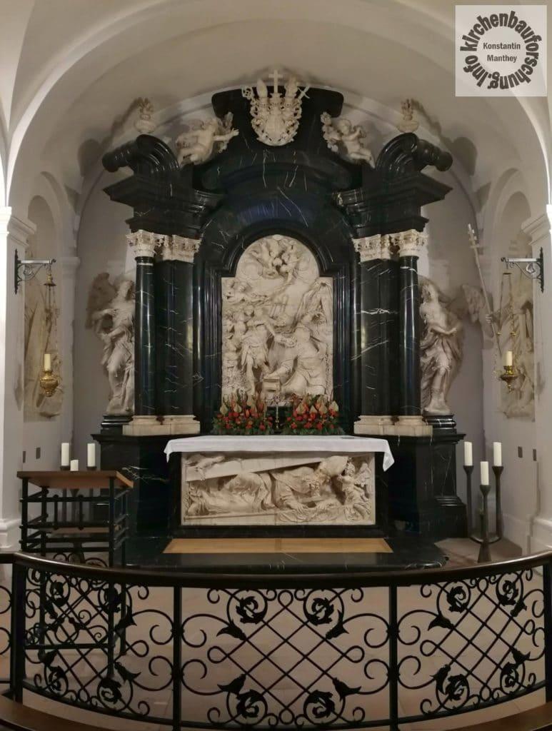 Grab des Hl. Bonifatius