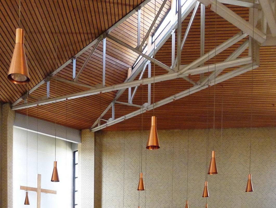 Katholische Kirche, Kirchenführung