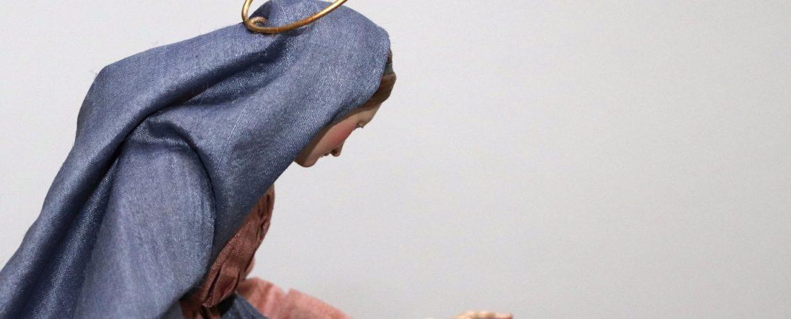 neapolitanische Krippe, St. Hedwig, kirchenbauforschung