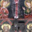 Reliquienschrein, Heilige, Reliquien, KGM Berlin, Kirchenbauforschung
