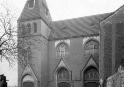 Alte Kirche Heilige Familie, Berlin Prenzlauer Berg