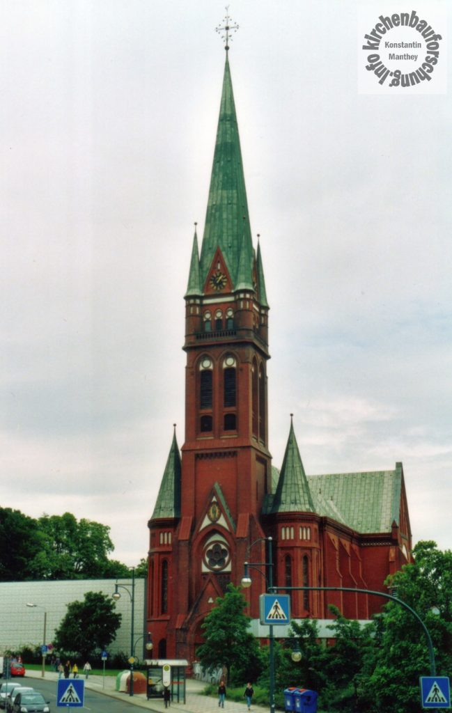 Heilig Kreuz Frankfurt, Oder, Seibertz