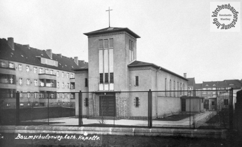 St. Anna, Baumschulenweg