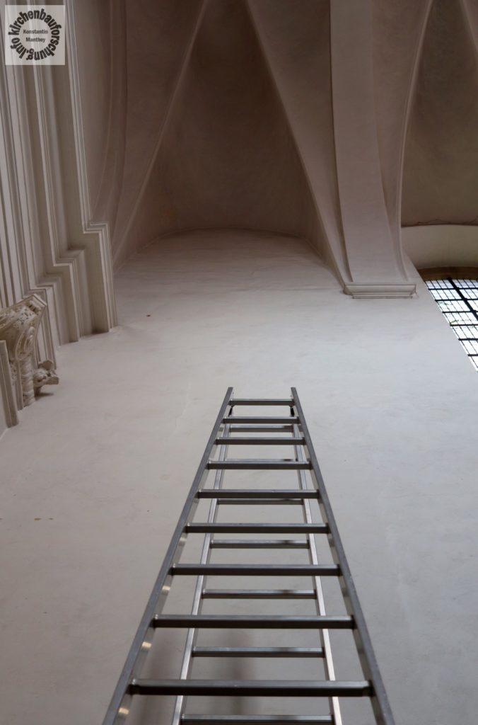 Himmelsleiter, Münster, Dominikanerkirche, Kalenderblatt, Kirchenbauforschung