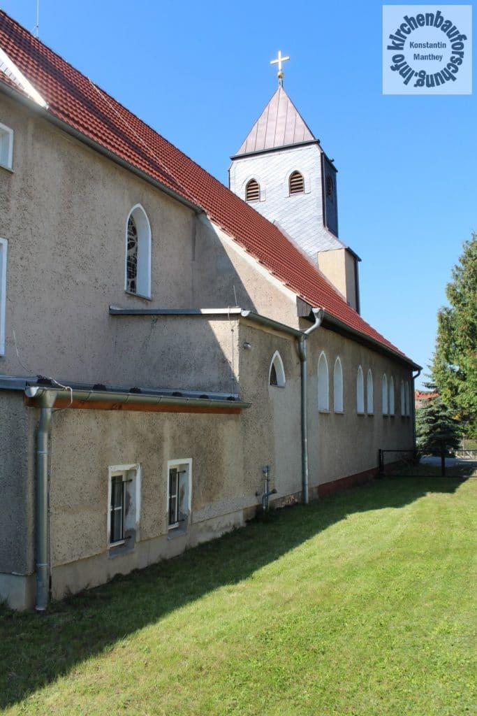 Templin, Carl Kühn, BARCH, Kirchenbau, katholischer Kirchenbau, kirchenbauforschung