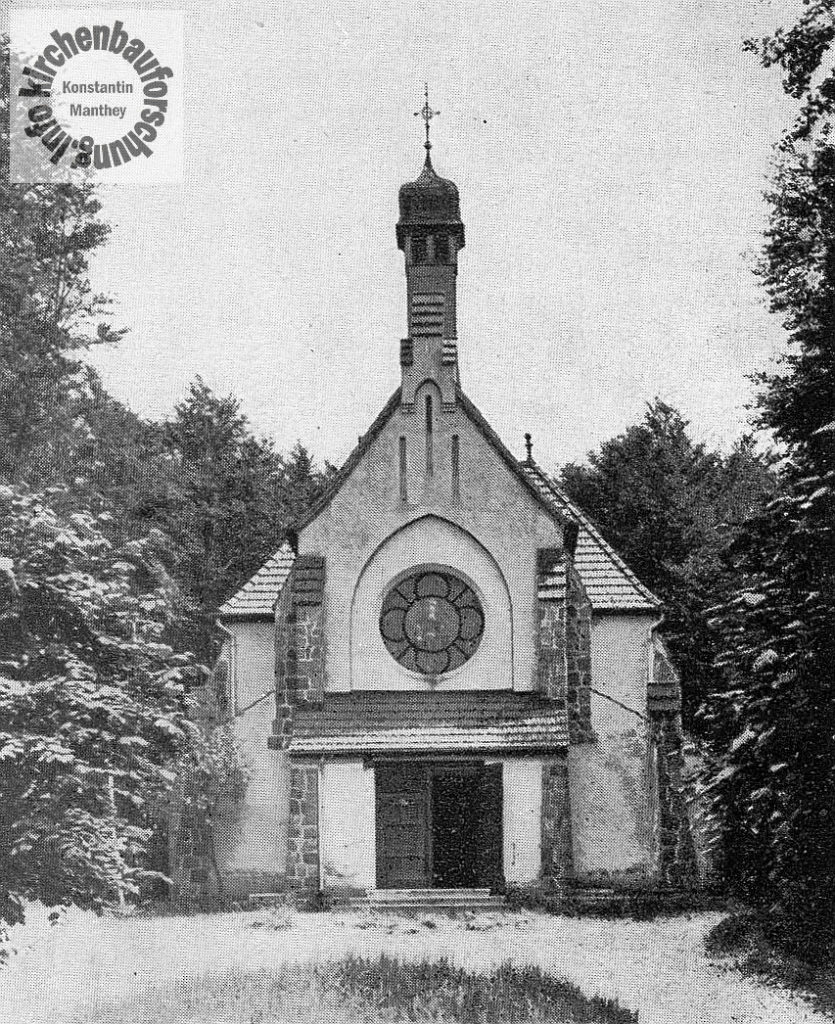 Sellin, Maria Meeresstern, katholische Kirche, Rügen, Kirchenbauforschung