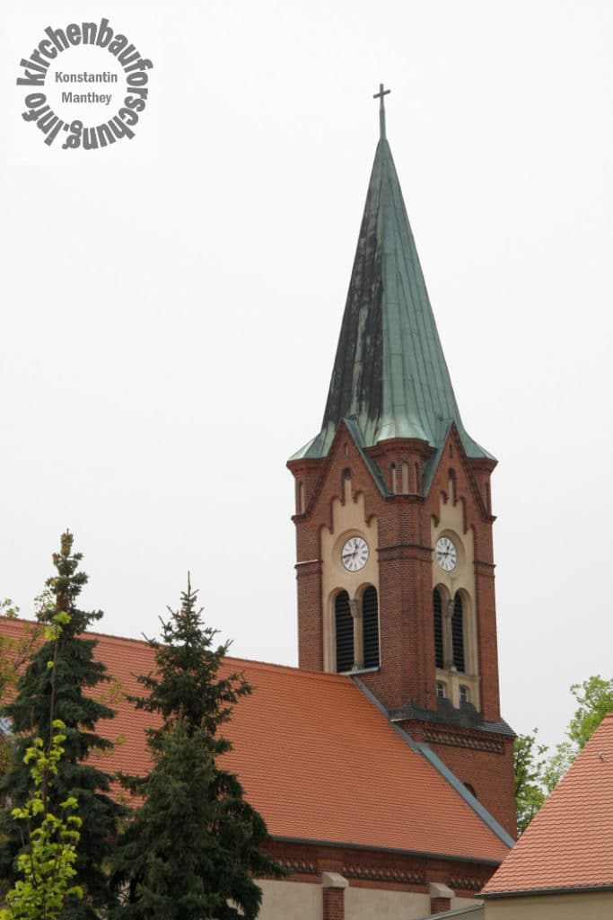 kirchenbauforschung.info; Werder, Katholische Kirche, Maria Meeresstern