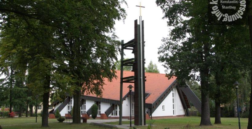 kirchenbauforschung.info; Schöneiche; Katholische Kirche; Mariä unbefleckte Empfängnis